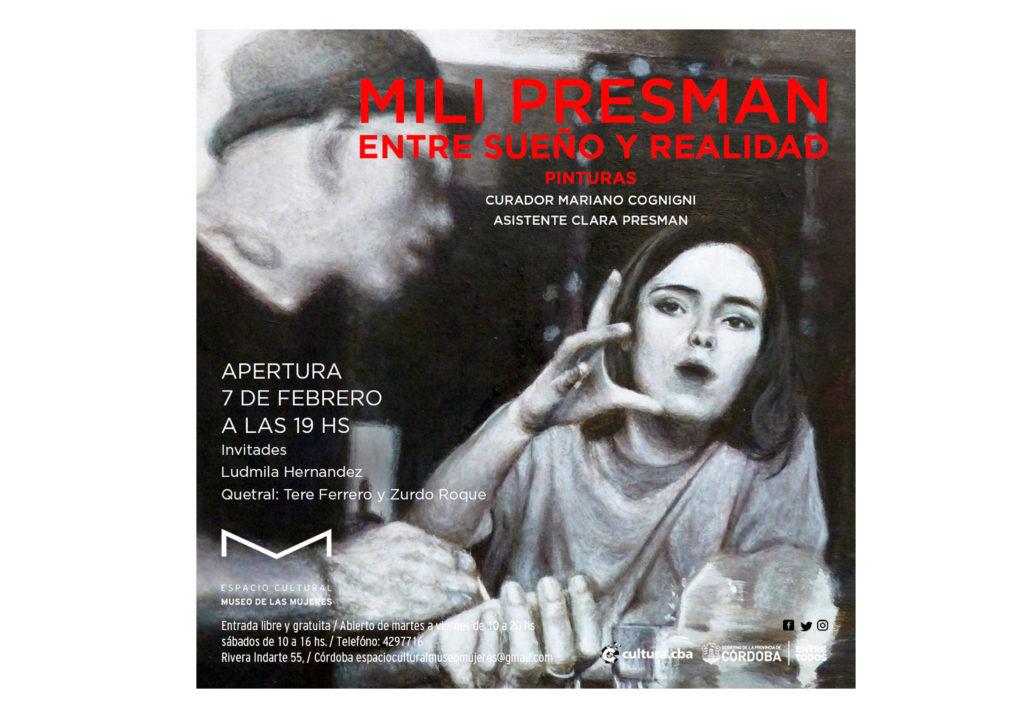 Exposition au Musée de la Femme. MUMU . Argentine 2020